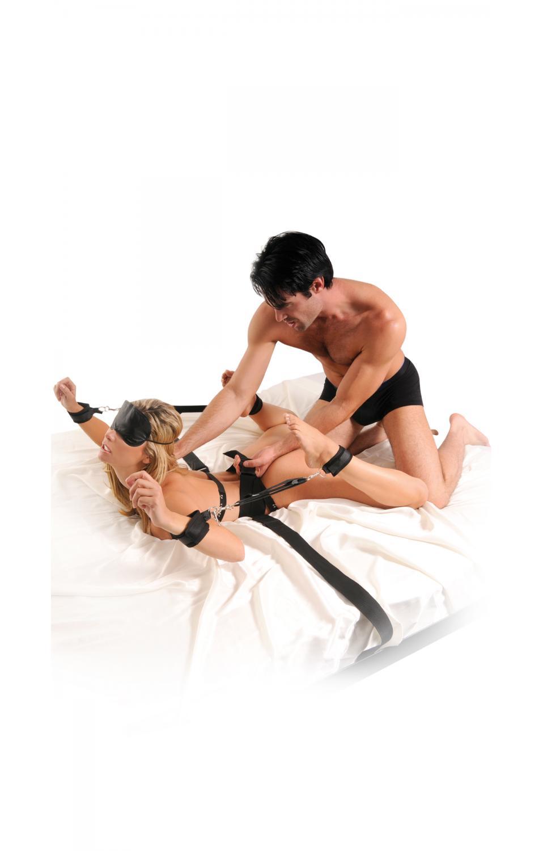 Wholesale Pu Leather Wrist To Thumbs Cuffs Bondage Belt BDSM Restraints Handcuff Adult Sex Toys Black