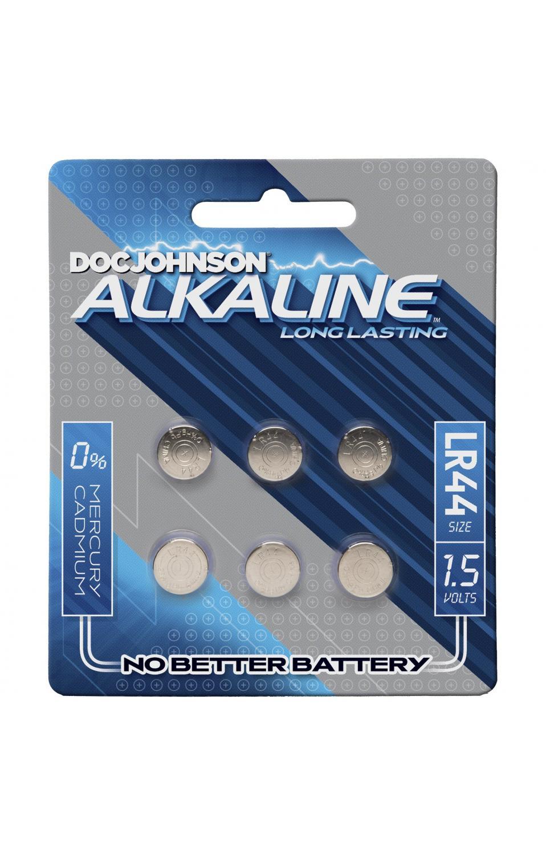 Doc Johnson: Doc Johnson Alkaline Batteries - LR44 - 15