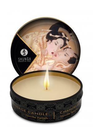 Mini Massage Candle - Desire - Vanilla Fetish - 1  Fl. Oz.