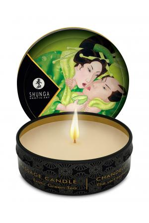 Mini Massage Candle - Zenitude - Exotic Green Tea - 1 Fl. Oz.