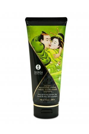 Kissable Massage Cream - Pear & Exotic Green Tea  - 7 Fl. Oz. / 200 ml