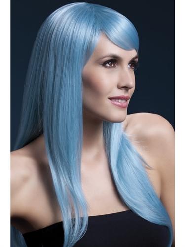 Sienna Wig - Pastel Blue