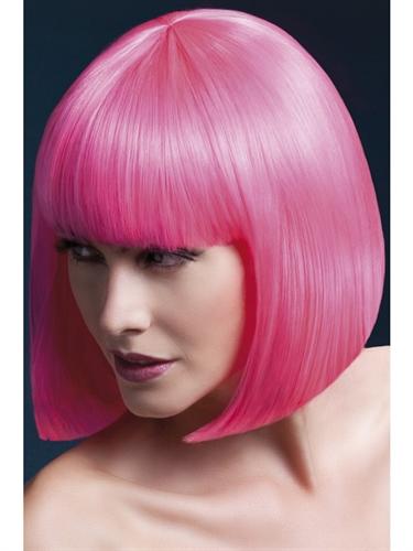 Elise Wig - Neon Pink